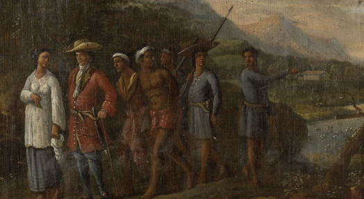 Slavernijverleden in musea