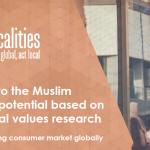 Moslims wereldwijd vormen de snelst groeiende consumentenmarkt