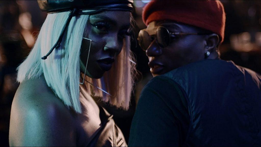 Nieuwe track Tiwa Savage & Wizkid