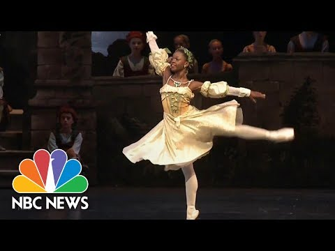 Aangrijpend levensverhaal van topdanseres