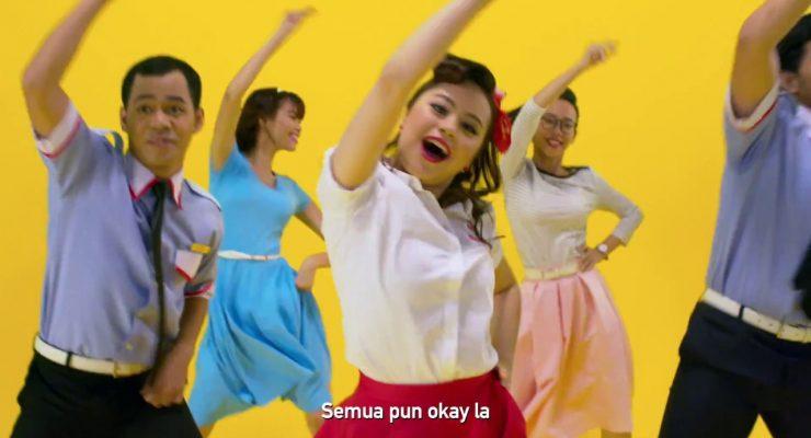 De 'Rainbow Nation' als inspiratiebron voor Nando's Maleisië