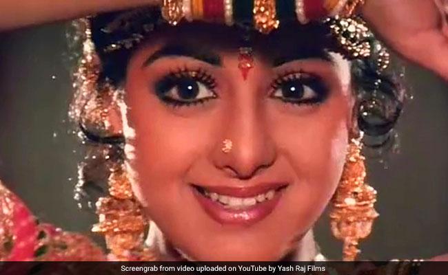 Bollywood-actrice Sridevi  op 54-jarige leeftijd overleden