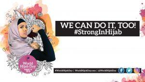 1 Februari 2018 – Voor de vijfde keer World Hijab Day