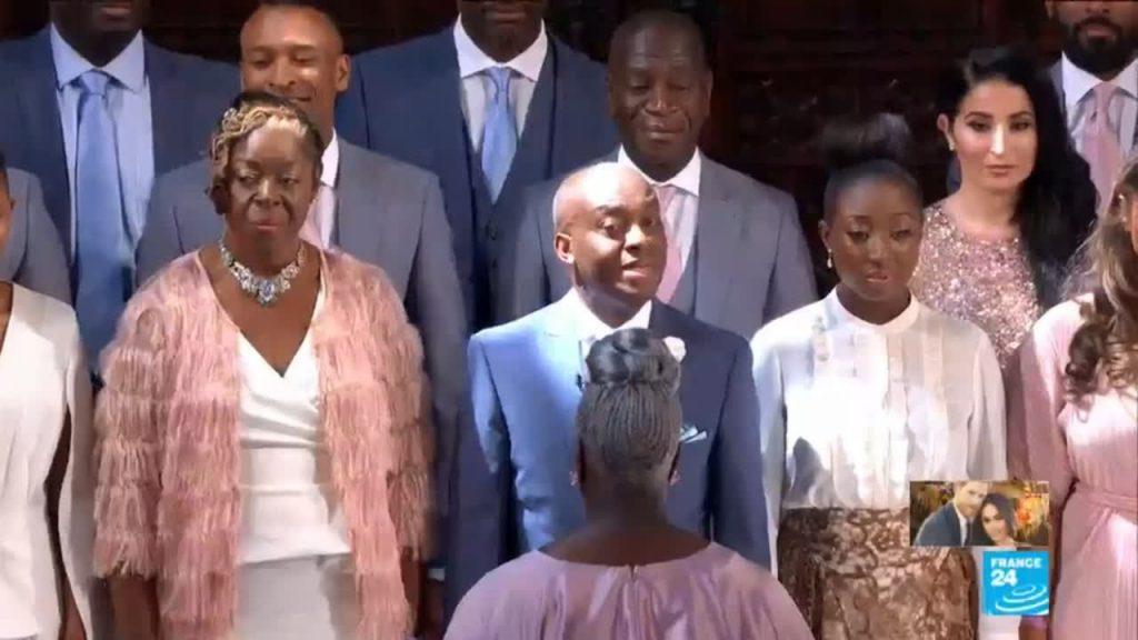 Doorbraak: African American culture domineert 'Royal Wedding'