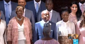 Doorbraak: African American culture domineert 'Royal Wedding'