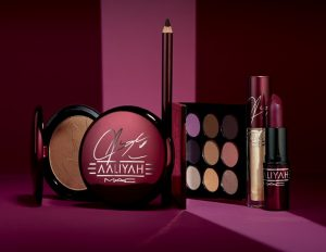 MAC Aaliyah collectie binnen een paar minuten uitverkocht