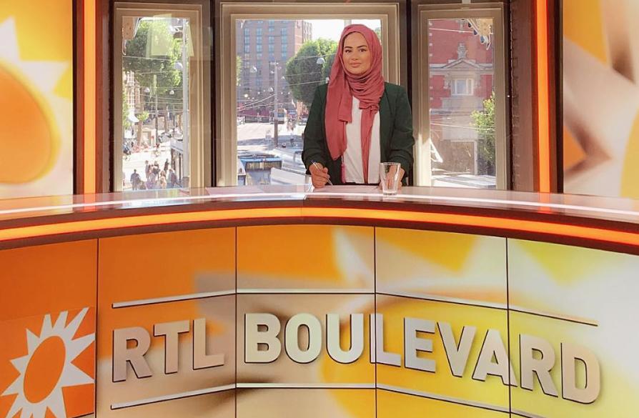 Doorbraak: Ruba 'Hijab Hills' Zai wordt nieuwe lifestyle-expert bij RTL Boulevard